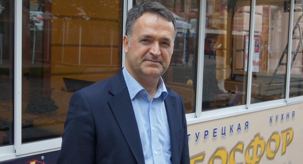RTİB Başkanı Naki Karaaslan