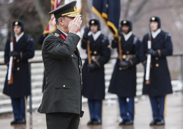 Kara Kuvvvetleri Komutanı Orgeneral Hulusi Akar