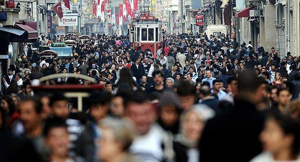 İstanbul kalabalık