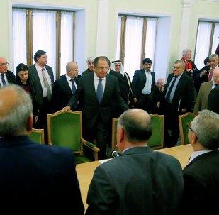 Moskova'daki Suriye krizi görüşmeleri