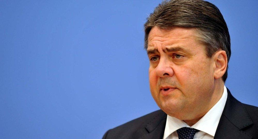 Almanya Başbakan Yardımcısı Sigmar Gabriel