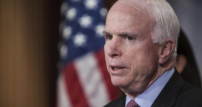 ABD'li Cumhuriyetçi senatör John McCain