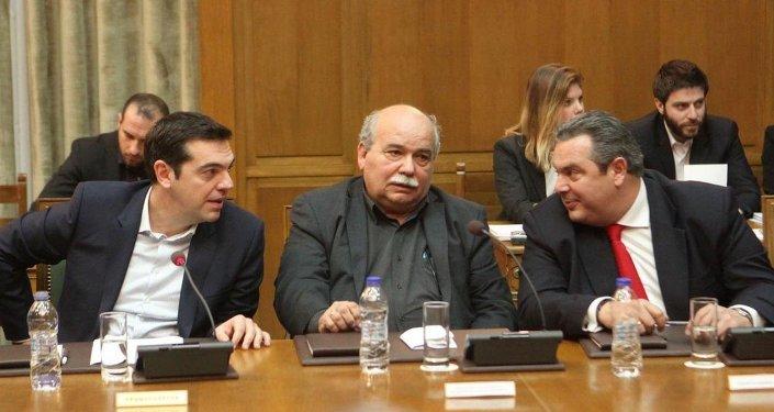 Yunanistan kabinesi