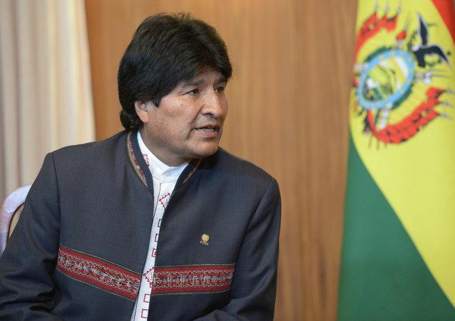 Bolivya Devlet Başkanı Evo Morales
