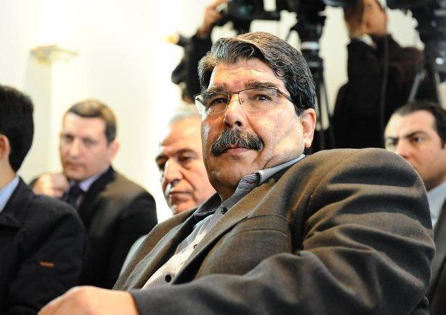 PYD Eşbaşkanı Salih Müslim