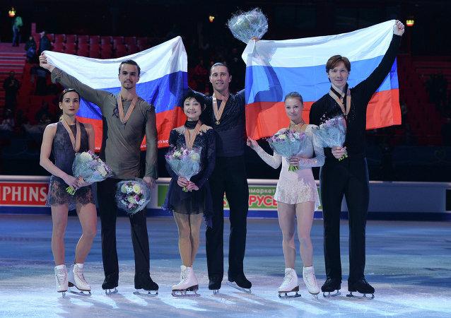 2015 Avrupa Artistik Buz Pateni Şampiyonası