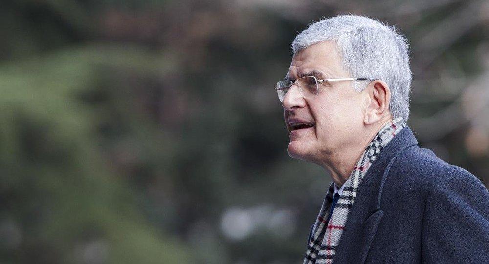 Türkiye AB Bakanı Volkan Bozkır