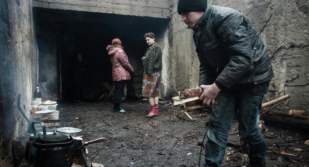 Ukrayna siviller
