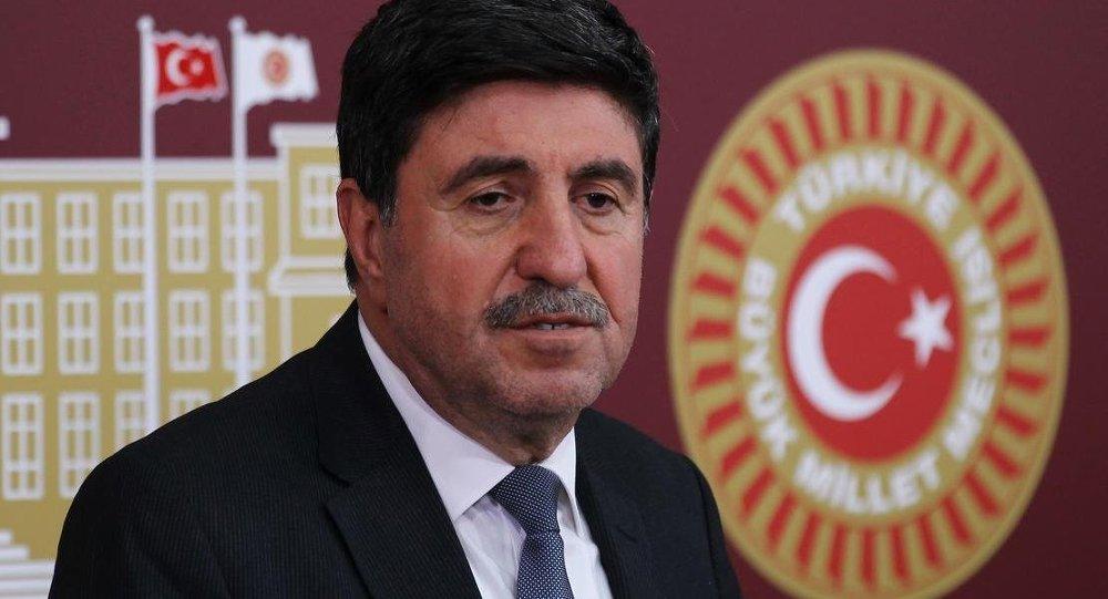 HDP  Milletvekili Altan Tan