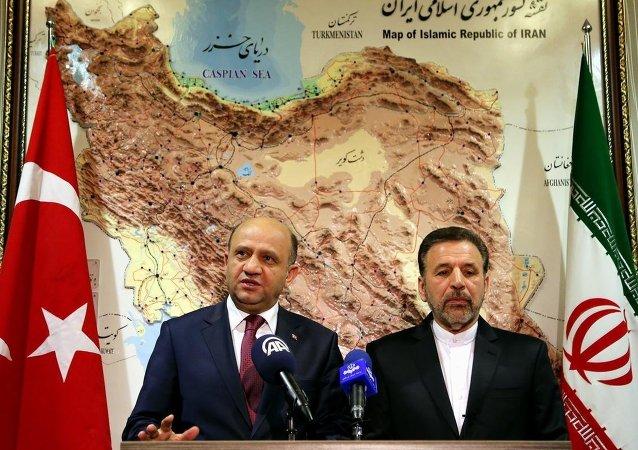 Bilim, Sanayi ve Teknoloji Bakanı Işık Tahran'da