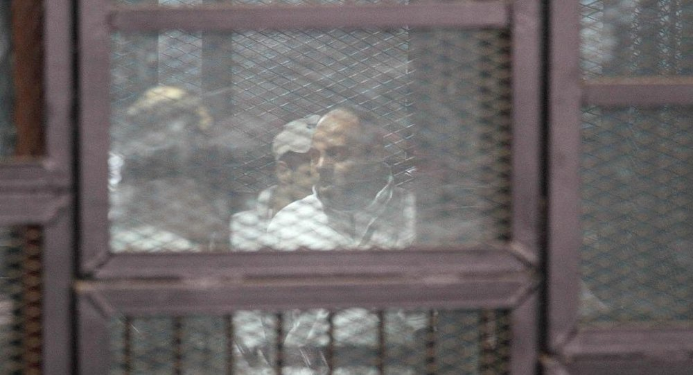 Mısır idam mahkumları