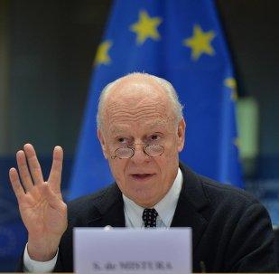 Birleşmiş Milletler Suriye Özel Elçisi Staffan de Mistura