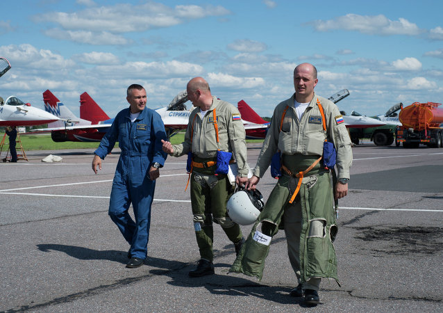 Rus pilotlar