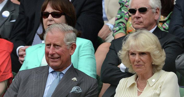 İngiltere Veliaht Prensi Charles ve eşi Cornwall Düşesi Camilla Parker Bowles
