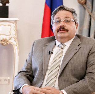 İstanbul Başkonsolosu Aleksey Yerhov