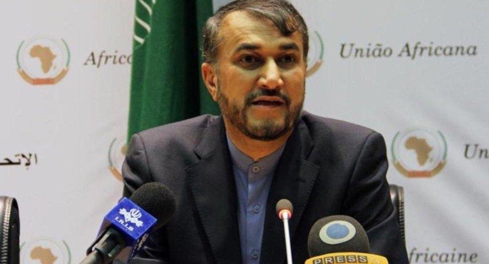İran Dışişleri Bakan Yardımcısı Hüseyin Emir Abdullahiyan