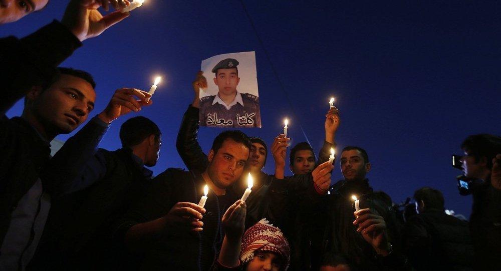IŞİD'in rehin aldığı pilot