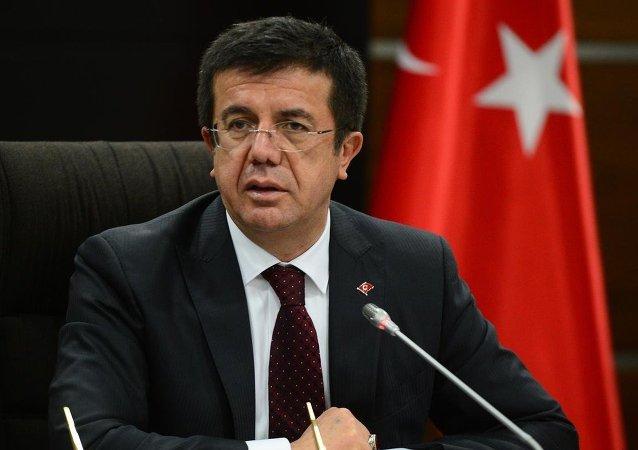 Ekonomi Bakanı Nihat Zeybekçi