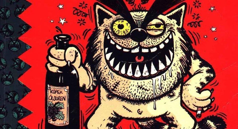 Kötü Kedi Şerafettin