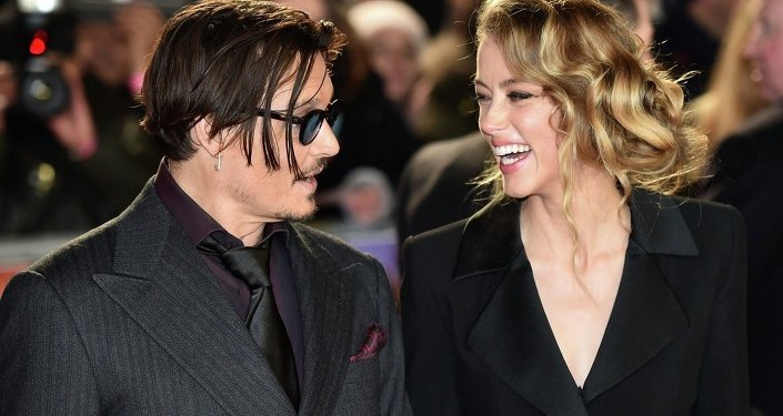 Johnny Depp ve Amber Heard