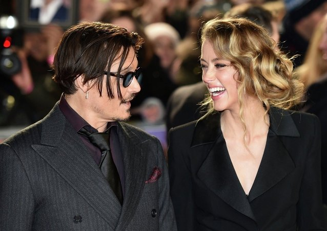 Johnny Depp ve Amber Heard