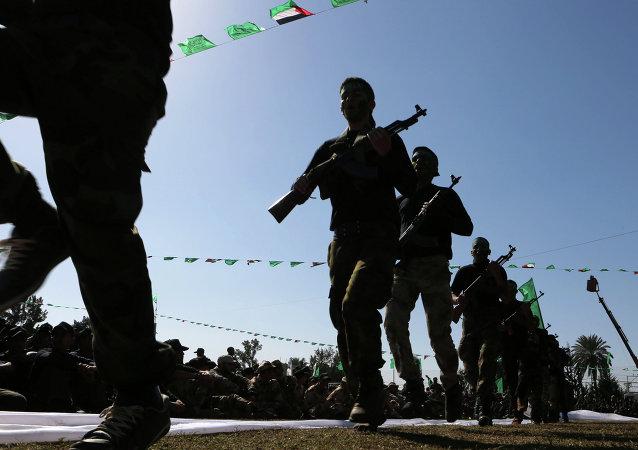 Hamas aktivistleri