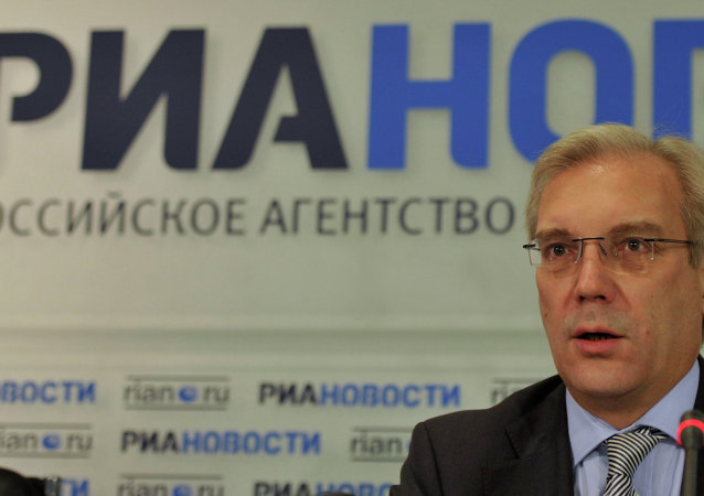 NATO Daimi Temsilcisi Aleksandr Gruşko