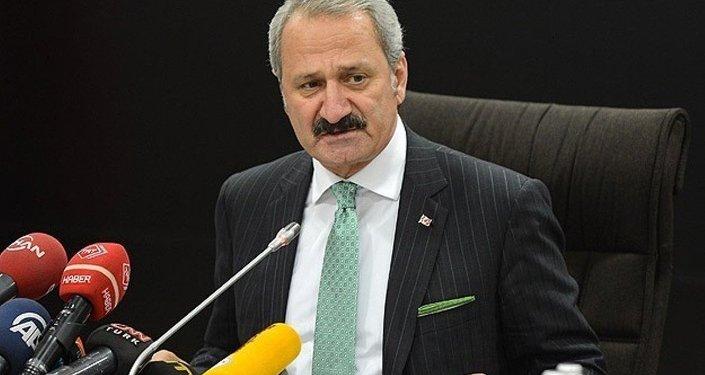 Eski Ekonomi Bakanı Zafer Çağlayan