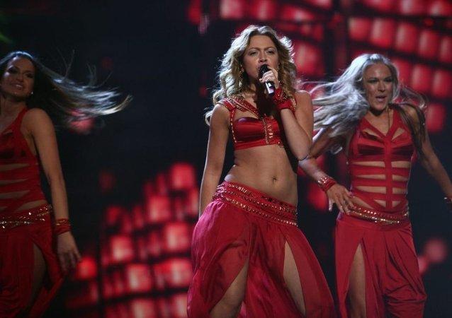 Hadise-Eurovision
