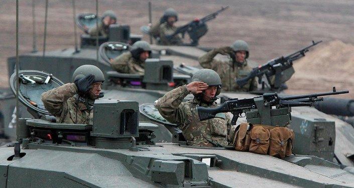 NATO Birlikleri