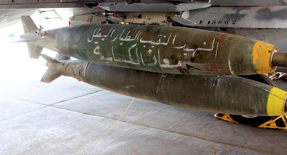 Ürdün'ün IŞİD operasyonu