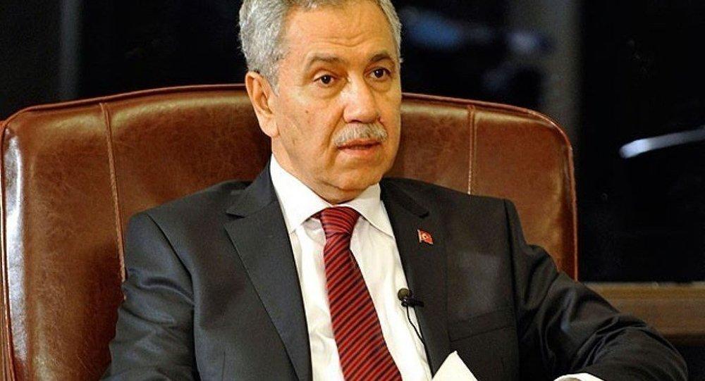 Türkiye Hükümet Sözcüsü Bülent Arınç