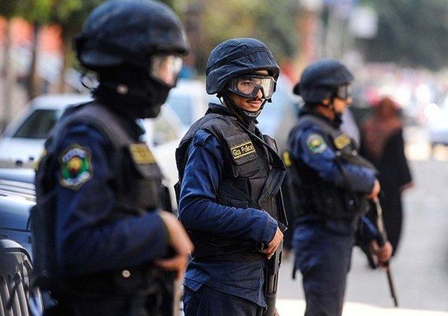 Mısır polis