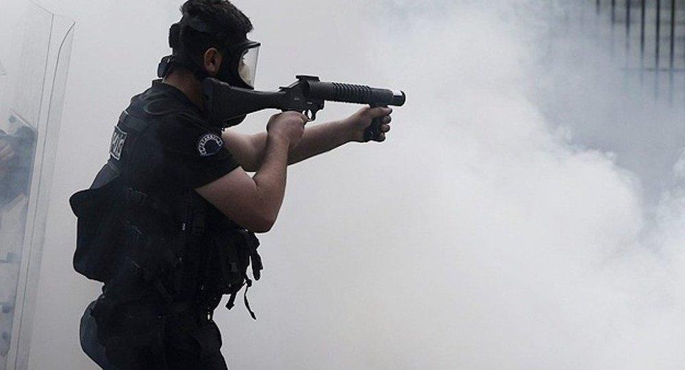 Polis-Biber gazı