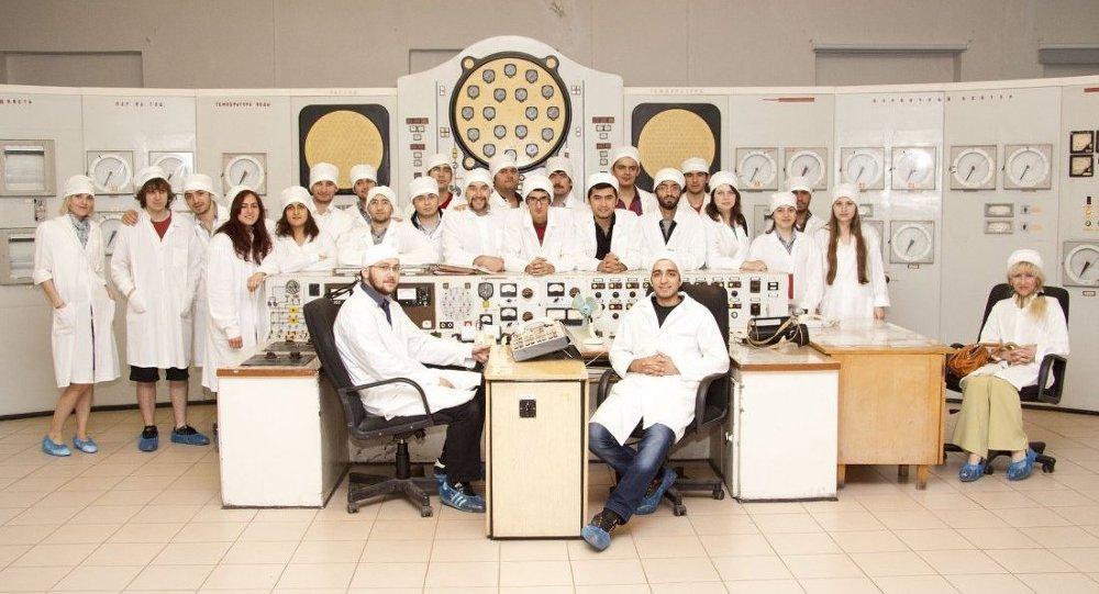 Rusya'da Akkuyu nükleer enerji santrali için eğitim gören Türk öğrenciler