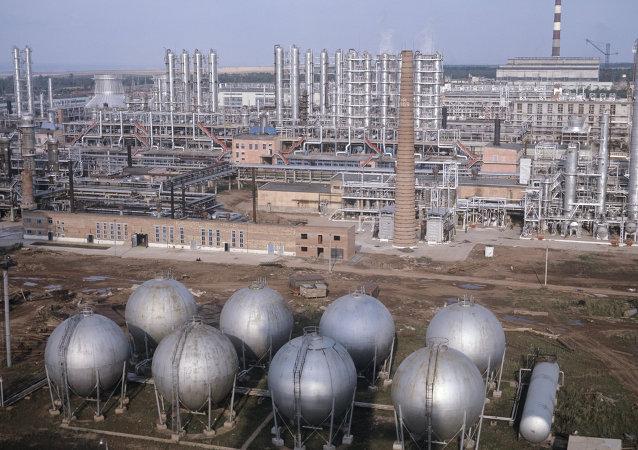 Nijnekamskiy kimyasal fabrikası