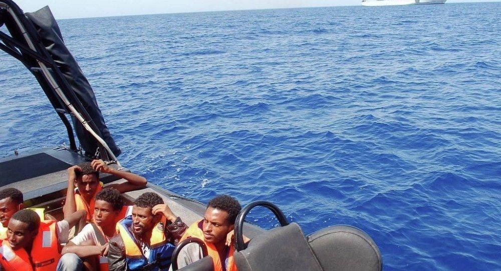 Kaçak - Göçmen