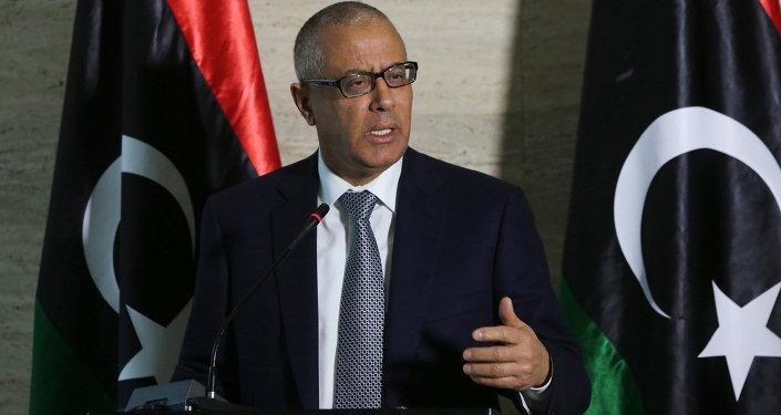 Eski Libya Başbakanı Ali Zeydan