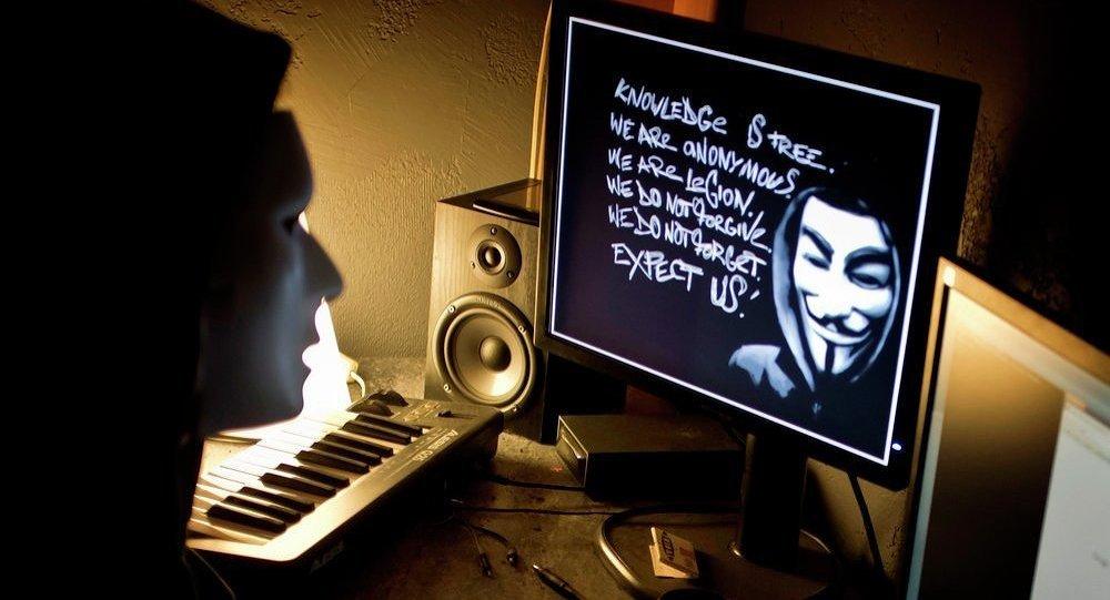 Hacker grubu Anonymous