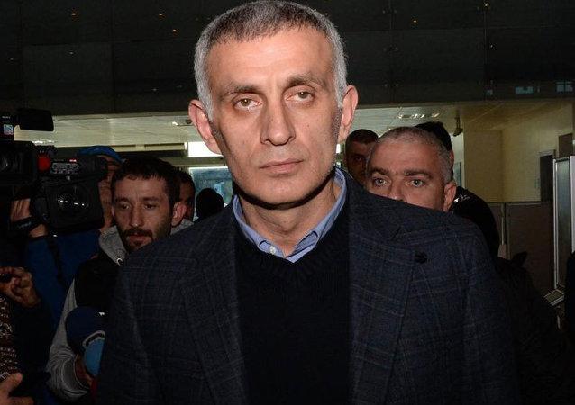 rabzonspor kulübü başkanı İbrahim Hacıosmanoğlu