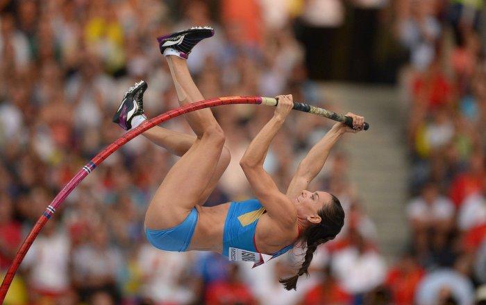 Rus sporcular karara tepkili