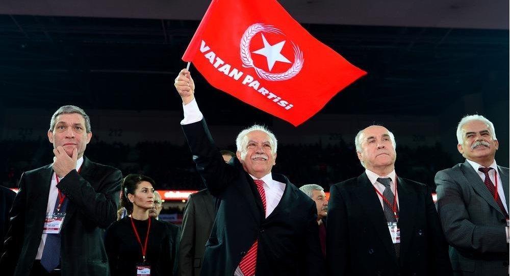 Vatan Partisi - Doğu Perinçek