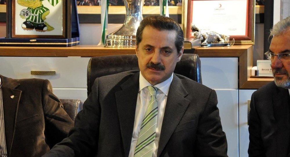 Çalışma ve Sosyal Güvenlik Bakanı Faruk Çelik