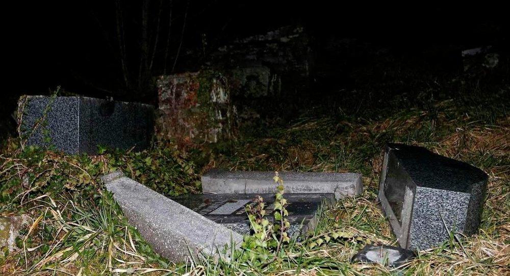 Fransa Yahudi mezarlığı