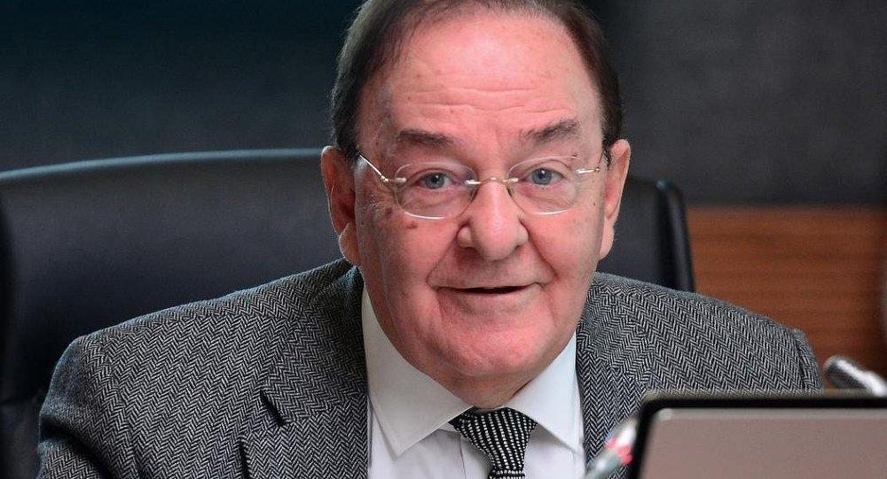 TBMM Adalet  Komisyon Başkanı Ahmet İyimaya