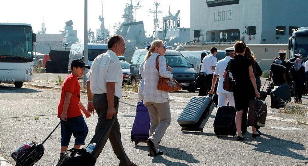 Libya - Fas yolcu
