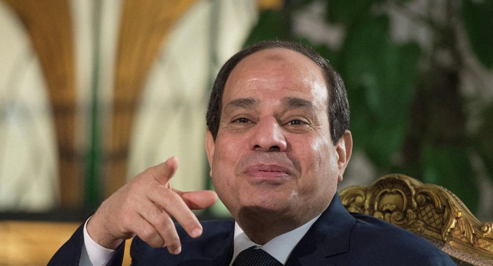 Mısır Cumhurbaşkanı Abdulfettah el Sisi, Libya'ya uluslararası müdahale çağrısı yaptı.