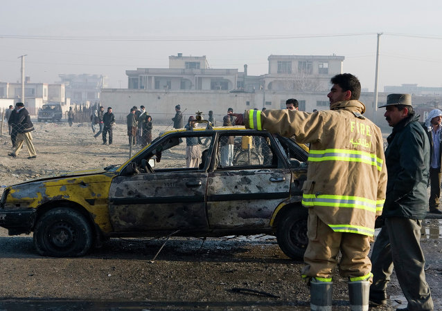 Taliban Afgan polisini hedef aldı