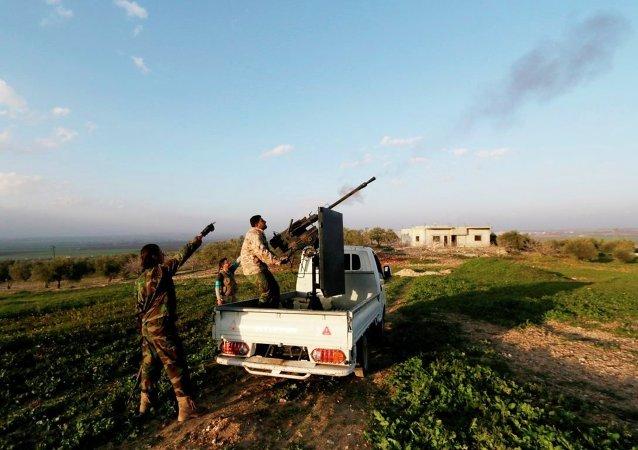 Suriye, helikopter