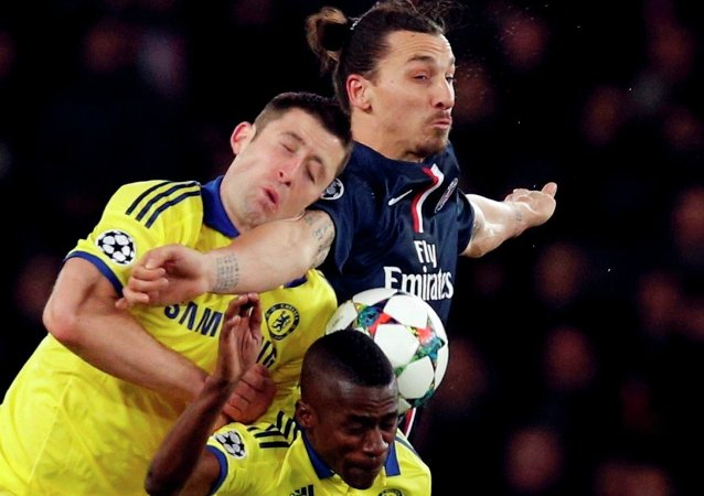 Chelsea-Paris Saint Germain